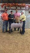 Faulkner County Fair Reserve Champion